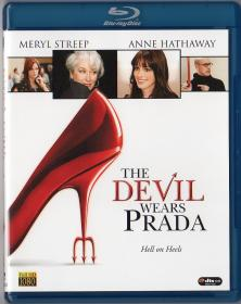 Blu-ray The Devil Wears Prada-1