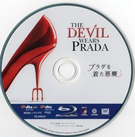 Blu-ray The Devil Wears Prada Disc