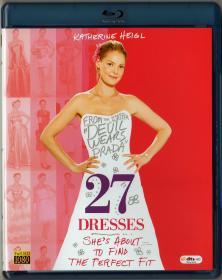 Blu-ray 27 Dresses -1