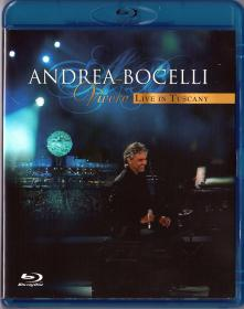 Blu-ray Andrea Bocelli Live in Tuscany -1