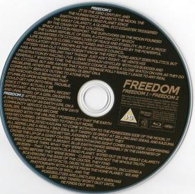 Blu-ray FREEDOM Blu-ray Disc BOX Disc1