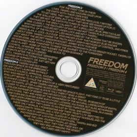 Blu-ray FREEDOM Blu-ray Disc BOX Disc2