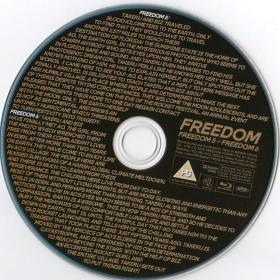 Blu-ray FREEDOM Blu-ray Disc BOX Disc3