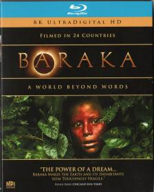 Blu-ray BARAKA -1