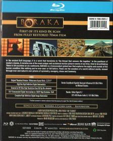 Blu-ray BARAKA -2