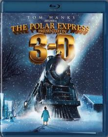 Blu-ray The Polar Express 3D -1