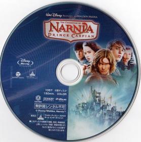 Blu-ray The Choronicles of Narnia Prince Caspian Disc 1