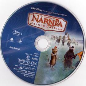 Blu-ray The Choronicles of Narnia Prince Caspian Disc 2