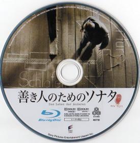 Blu-ray Das Leben der Anderen Disc