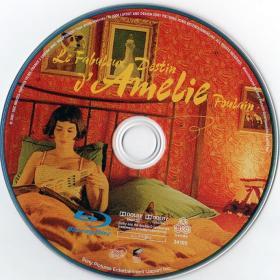 Blu-ray Le Fabulex D'Amerlie Poulain Disc