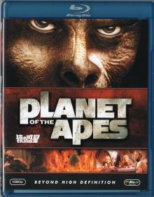 Blu-ray Planet of the Apes -1
