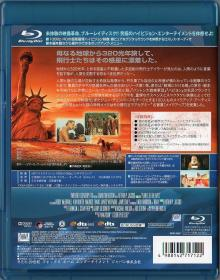 Blu-ray Planet of the Apes -2