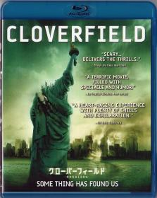 Blu-ray CLOVERFIELD -1