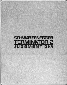 Blu-ray Terminator 2 Judgment Day -2