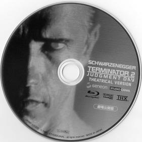 Blu-ray Terminator 2 Judgment Day Disc 2