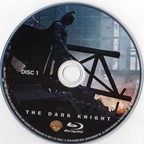 Blu-ray The Dark Knight Disc 1