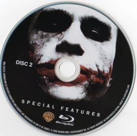 Blu-ray The Dark Knight Disc 2