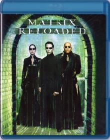 Blu-ray MATRIX RELOADED -1