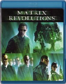 Blu-ray MATRIX REVOLUTIONS -1