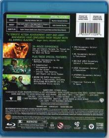 Blu-ray MATRIX REVOLUTIONS -2