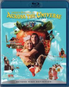 Blu-ray ACROSS THE UNIVERSE -1