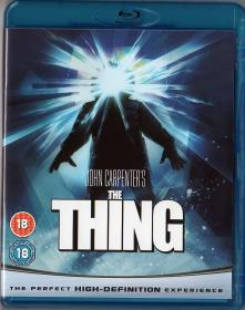 Blu-ray THE THING -1