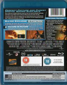 Blu-ray THE THING -2