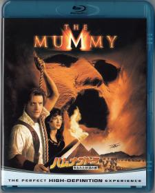 Blu-ray THE MUMMY -1