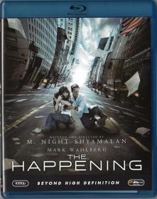 Blu-ray The Happening-1