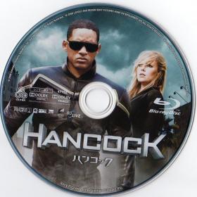 Blu-rau HANCOCK Disc
