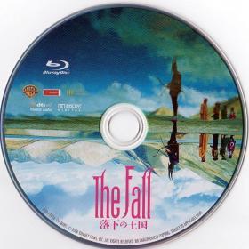 Blu-ray THE FALL 落下の楽園 Disc