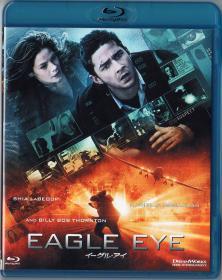 Blu-ray Eagle Eye -1