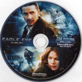 Blu-ray Eagle Eye Disc