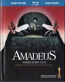 Blu-ray AMADEUS Director's Cut -1