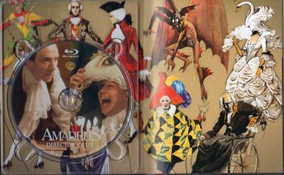 Blu-ray AMADEUS Director's Cut -3