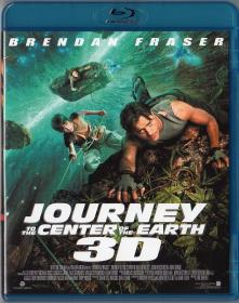 Blu-ray Journey to the Center of the Erath  -3