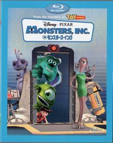 Blu-ray MONSTERS Inc -1