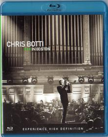 Blu-ray CHRIS BOTTI in BOSTON -1