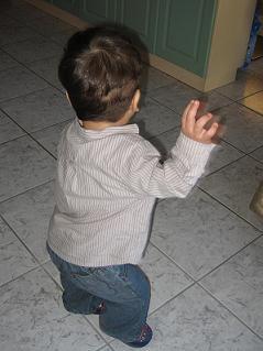 踊りながら、回っている瞬間・・・