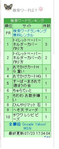 検索ワード7・23