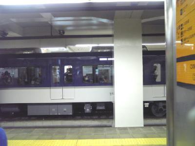 中之島線の電車