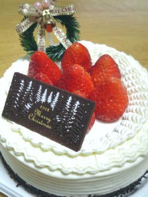 今夜食べる予定のケーキ♪