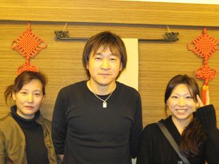 加藤様ご一家との記念写真