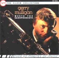 Gerry Mulligan Meets the Saxophonists  [Best of]