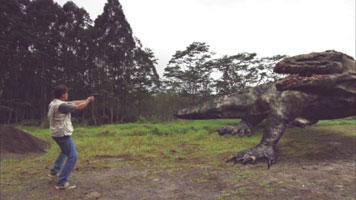 コモドVsキングコブラ
