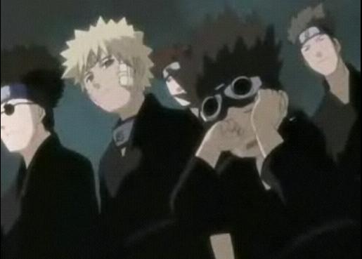 NARUTO ~感動編~ 爺ちゃんの式