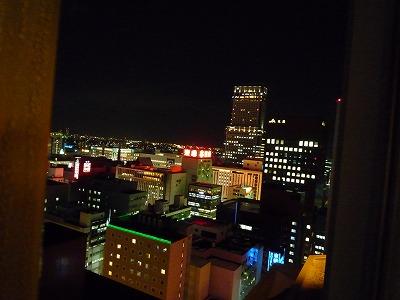 札幌の夜景☆