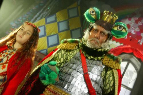 パコと魔法の絵本 ガマ王子