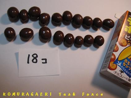チョコボール3
