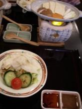 京ゆば静家 料理3
